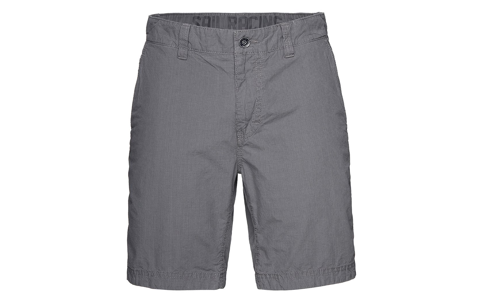 GRINDER CHECK CHINO SHORTS