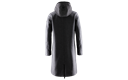 THE W CARBON WOOL COAT