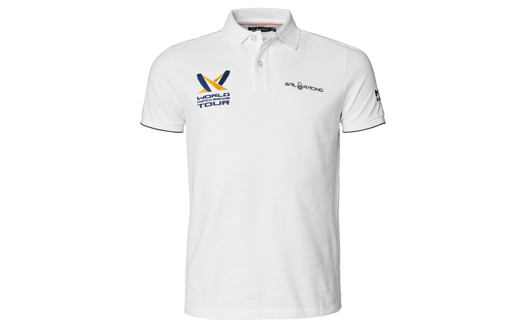 WM Bowman Logo Polo