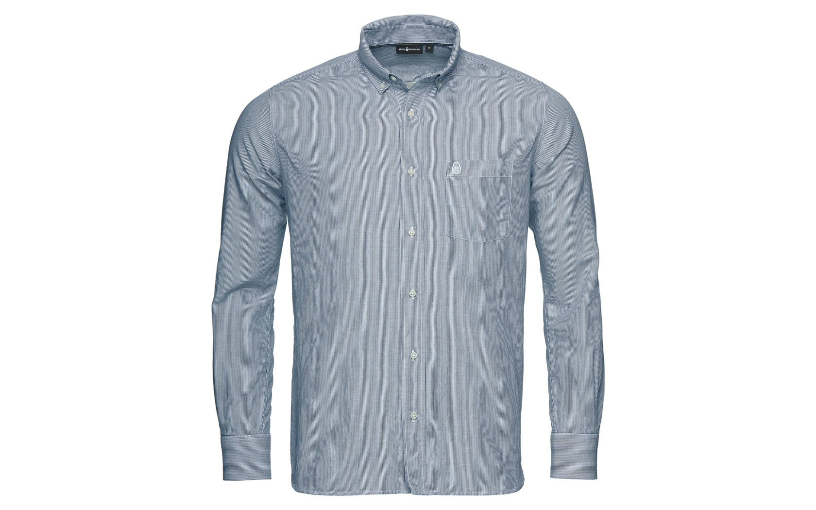 BOWMAN COTTON/LINEN SHIRT