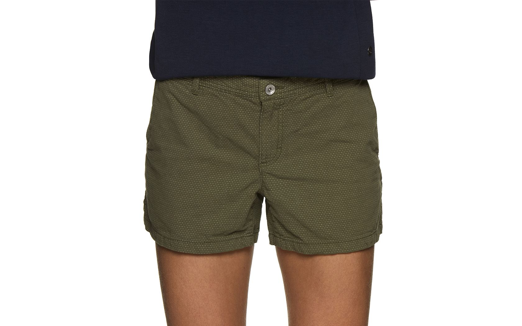W GALE DOT SHORTS