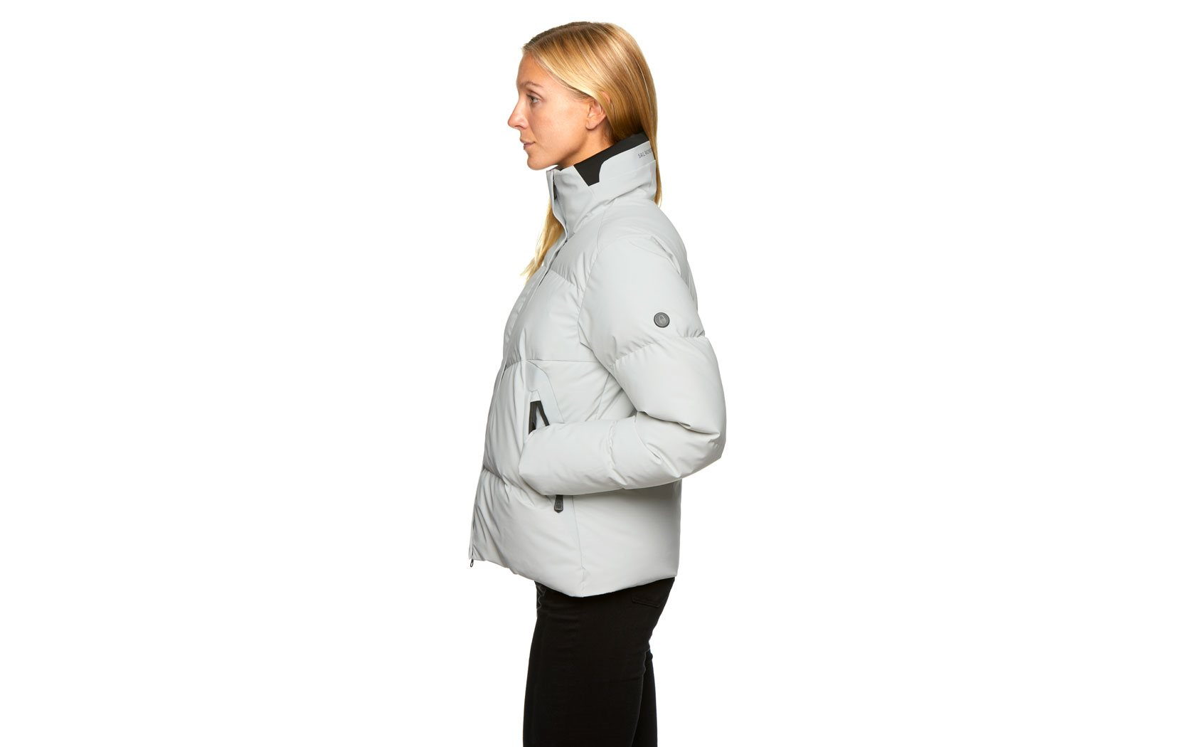 W RACE SHORT DOWN JACKET