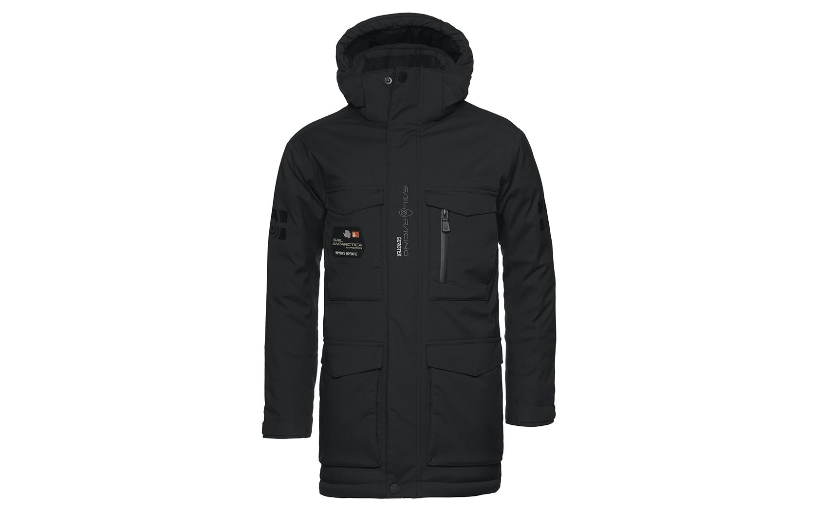 JR GLACIER BAY PARKA