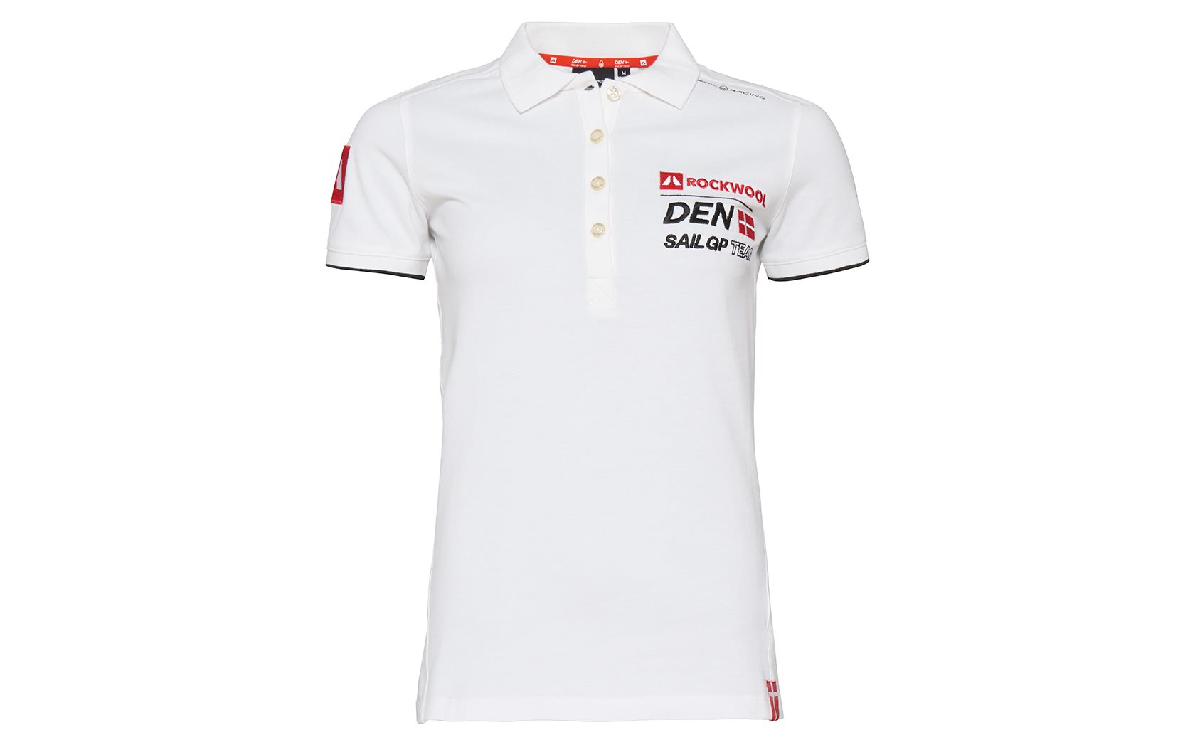 W DENMARK SAILGP POLO