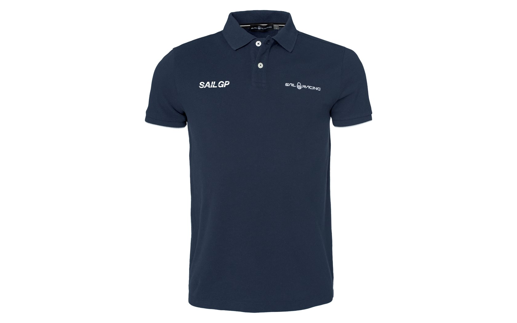 SAILGP LOGO POLO